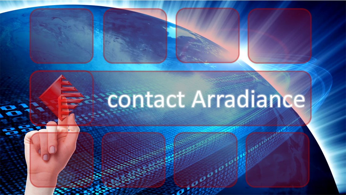 Contact Arradiance
